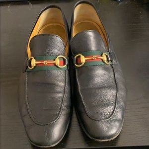 Gucci, Loafers Slip ons